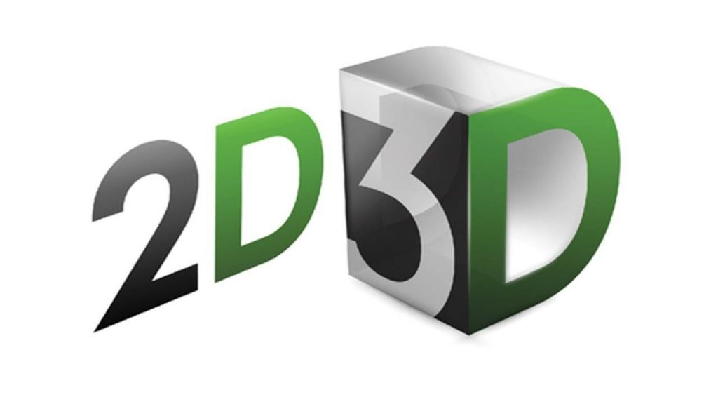 Difference Between 2d And 3d Animation