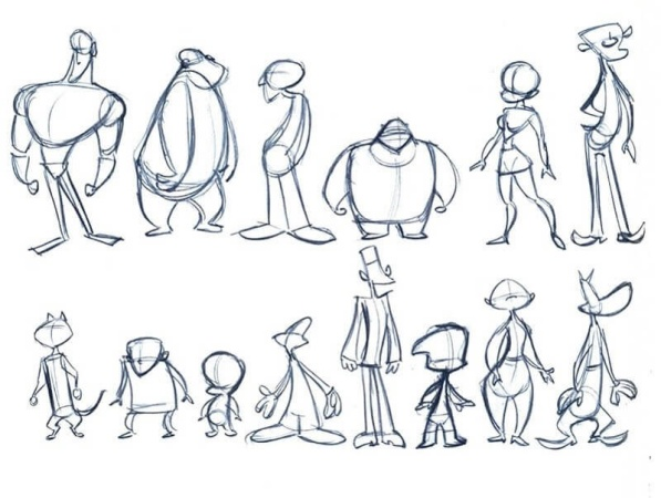2d Animation Style 1