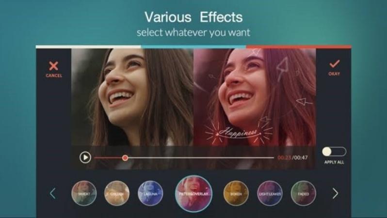 Fimorago Animation Effect
