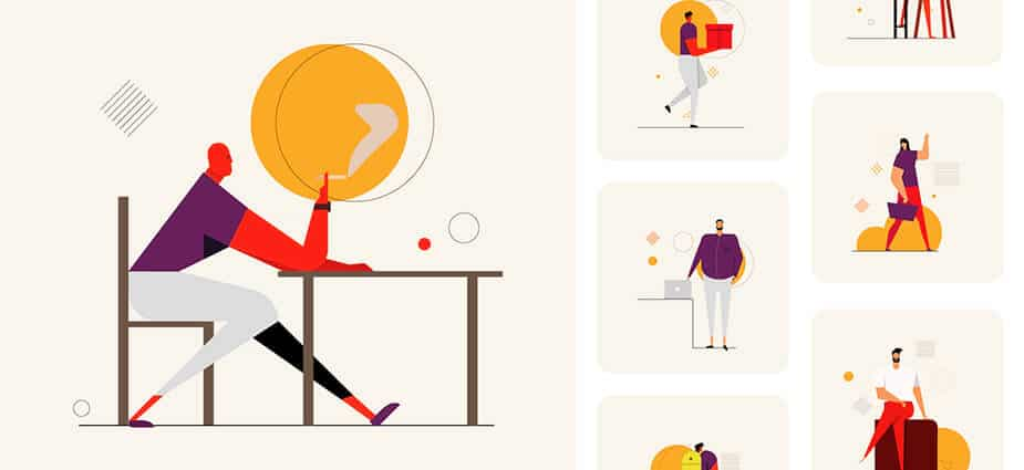 Animated Motion Graphics Examples