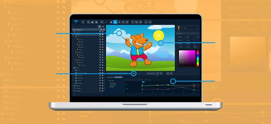 Blog Web Tools Based Animation