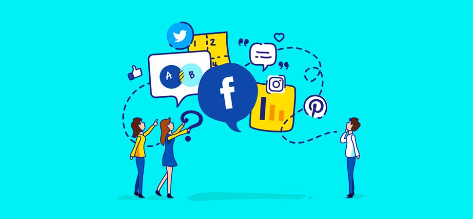 Social Media Animation