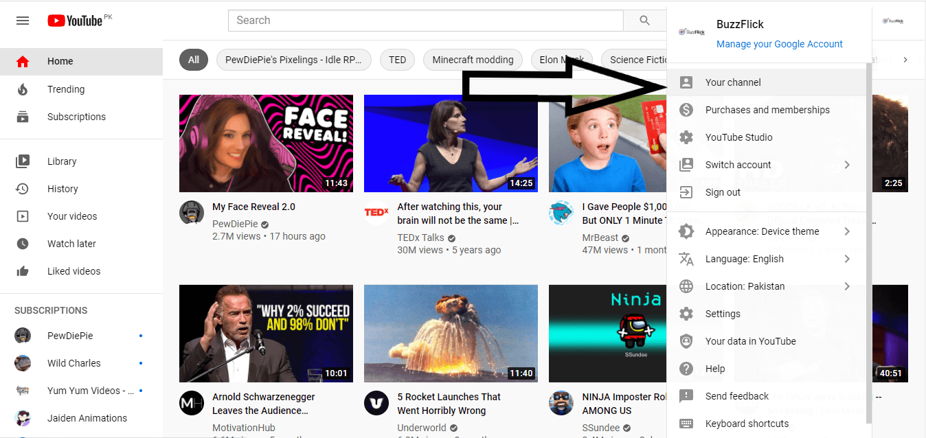 Select Your Channel Blog Image