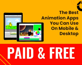 Best Animation Apps For Mobile And Desktop
