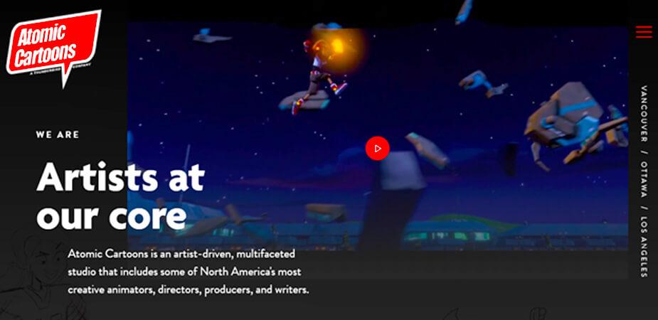 Atomic Cartoons Blog Image