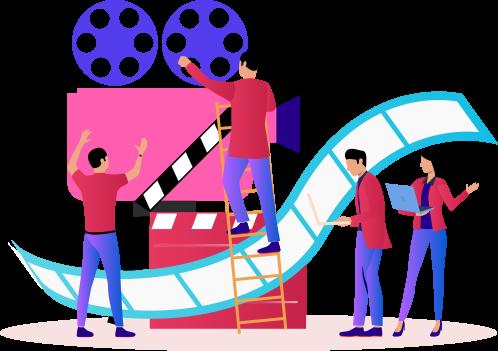 Corporate Video Image