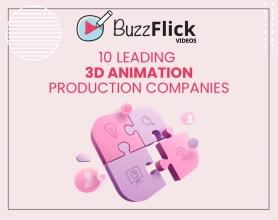 3d animation production companies