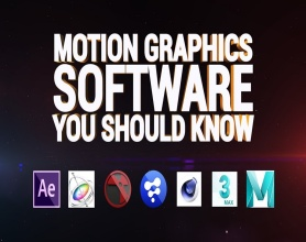 Best Motion Graphic Software
