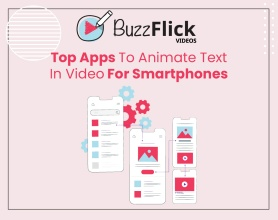app to animate text in videos