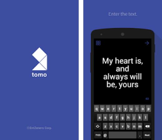 tomo app